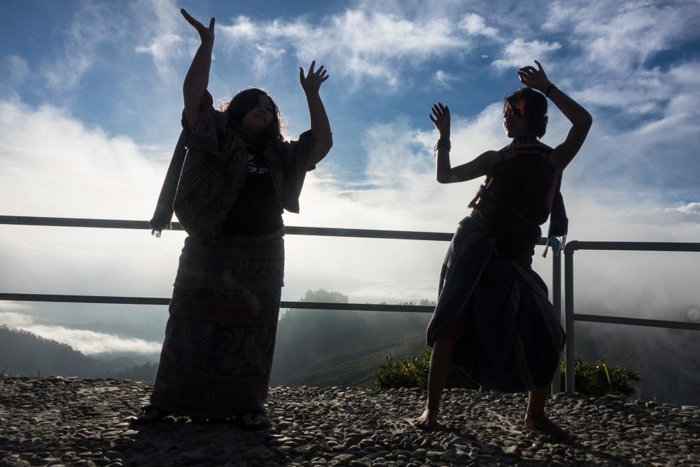 Dawn dancers