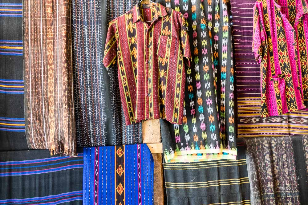 Local cloth