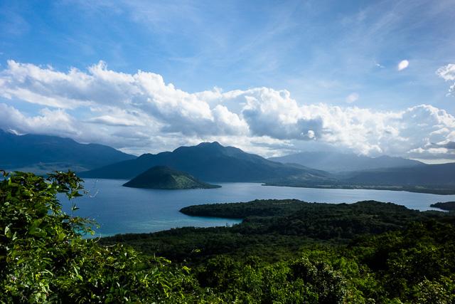 Nice views of Pulau Konga