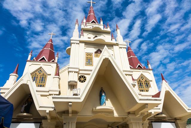 Larantuka Cathedral
