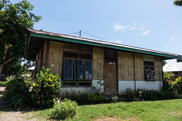 Wooden House on Pulau Adonara