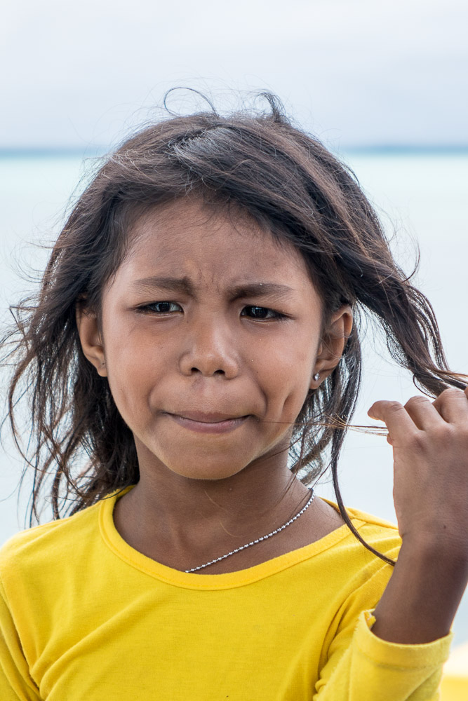 Village girl #3