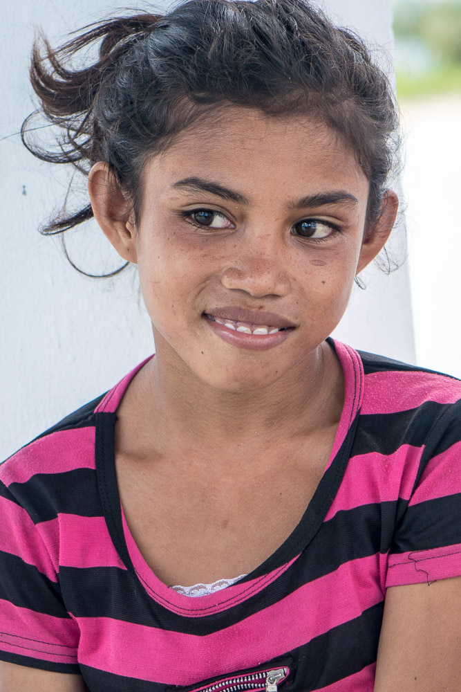 Village girl #2