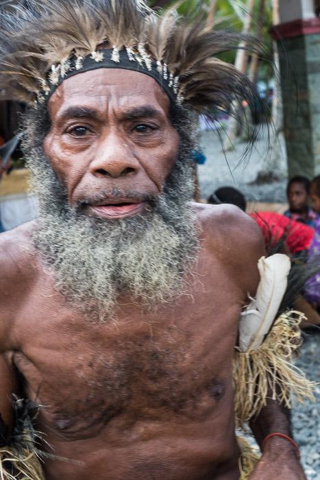 Papuan Elder