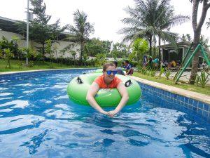 Lazy Laura Lazy River at Go Wet Waterpark Grand Wisata Bekasi