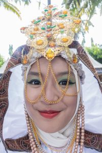 Ready for the parade - Visit Jember Fashion Carnaval 2016