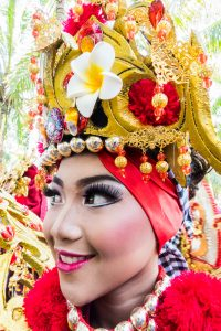 Ready for the carnival - Visit Jember Fashion Carnaval 2016