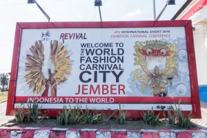 Welcome to Jember - Visit Jember Fashion Carnaval 2016