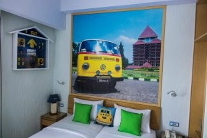 VW Camper theme - Halal tourism arrives in bali at Rhadana hotel