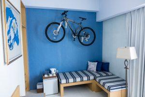Bike theme - Halal tourism arrives in bali at Rhadana hotel