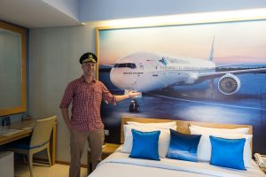 This is your captain speaking! - Halal tourism arrives in bali at Rhadana hotel