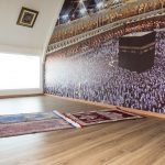 Prayer room - Halal tourism arrives in bali at Rhadana hotel