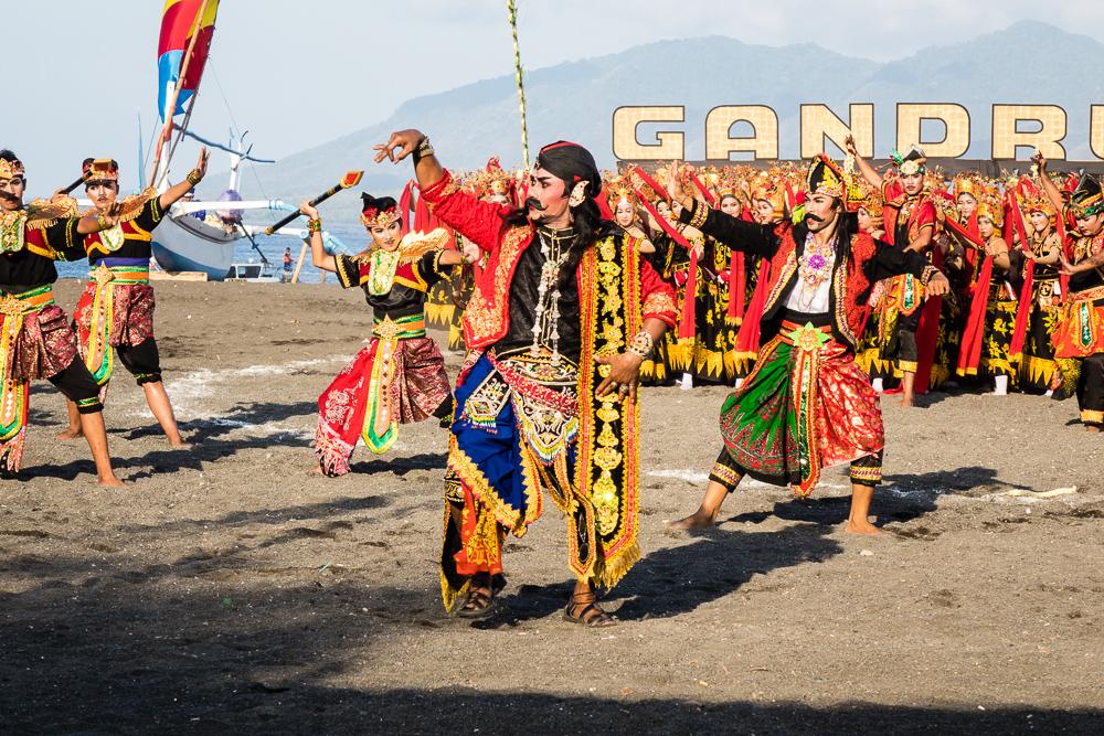 The rebel leaders - See Gandrung Sewu in Banyuwangi