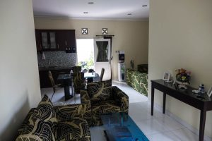 Reception area - New baby, New house and Javanese House Moving Ceremony