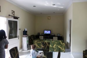 Living area - New baby, New house and Javanese House Moving Ceremony