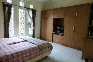 Master bedroom - New baby, New house and Javanese House Moving Ceremony
