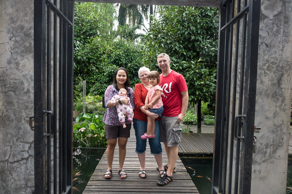 The past and the future - Day trip to Kuntum Farmfield in Bogor