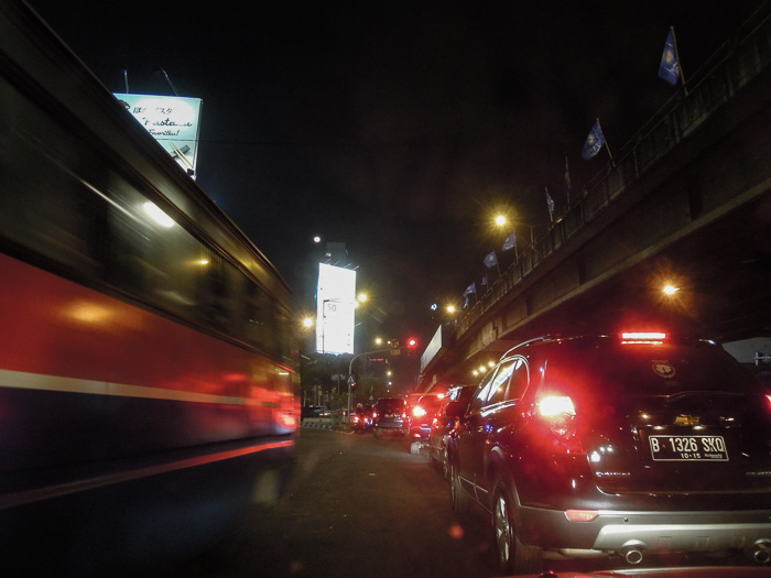 Driving at night - Ring of Fire An Indonesian Odyssey Book Review