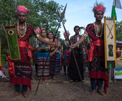Welcome to Larantuka - Holy Week procession in Larantuka