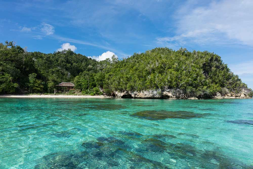 Karina Beach - Island Hopping and Scuba Diving in Togean