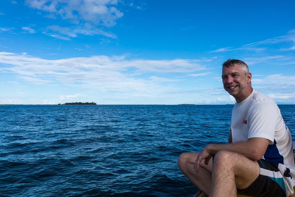 Grinning idiot - Morotai Island