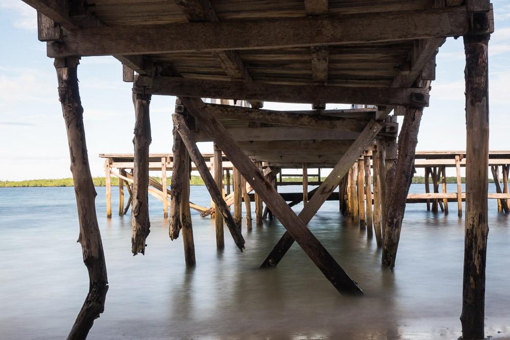 Under the jetty - Morotai Island