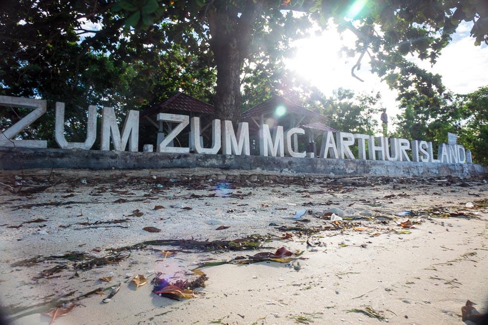 Zum zum Island - Morotai Island