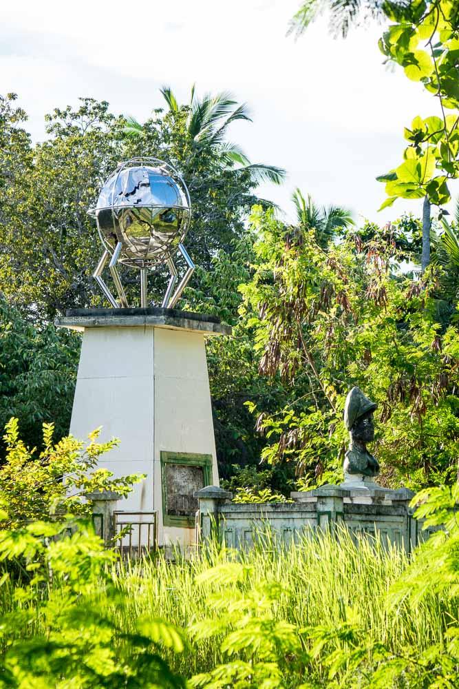 McArthur memorial - Morotai Island