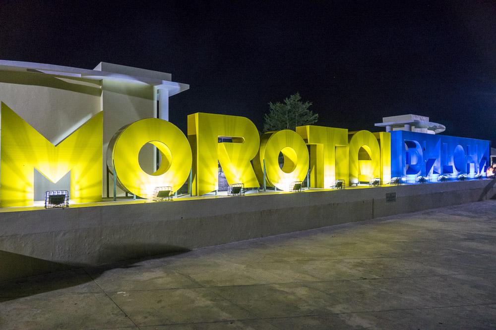 Taman - town square - Morotai Island