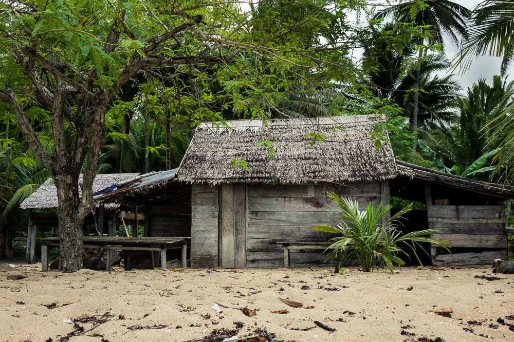 The shack - Morotai Island