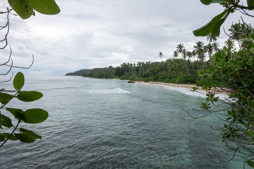 Surf's up - Morotai Island