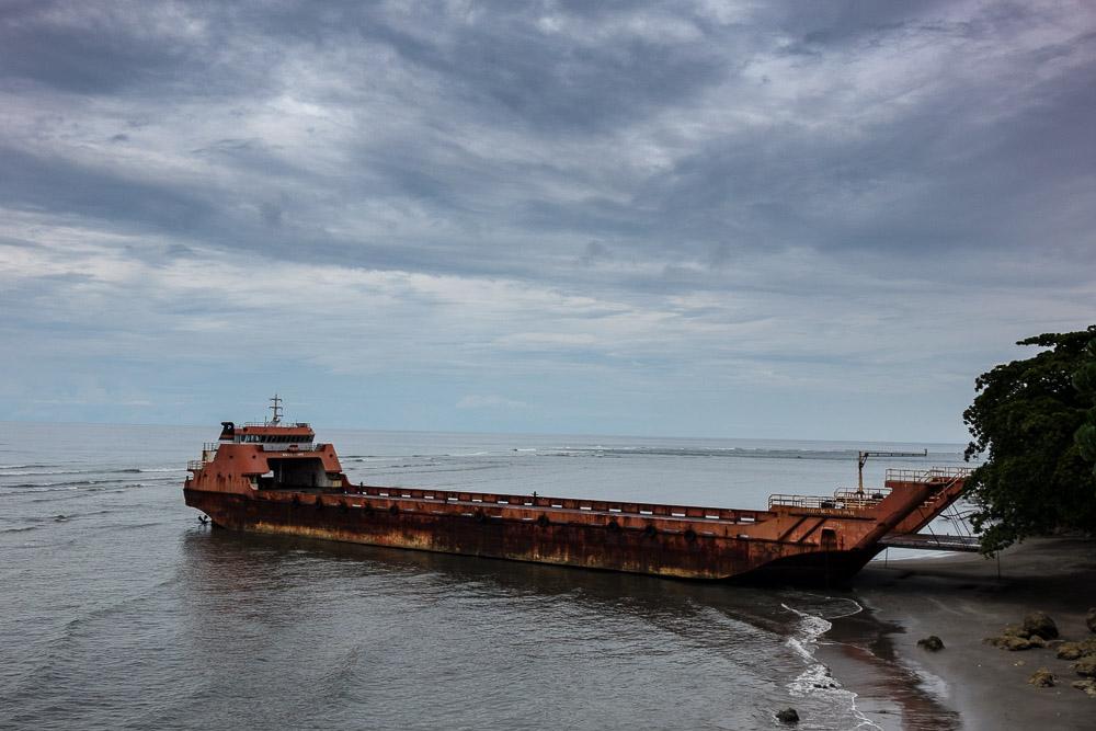 Shipwreck - Morotai Island