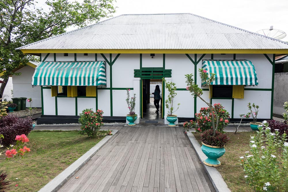 Soekarno's house in Ende
