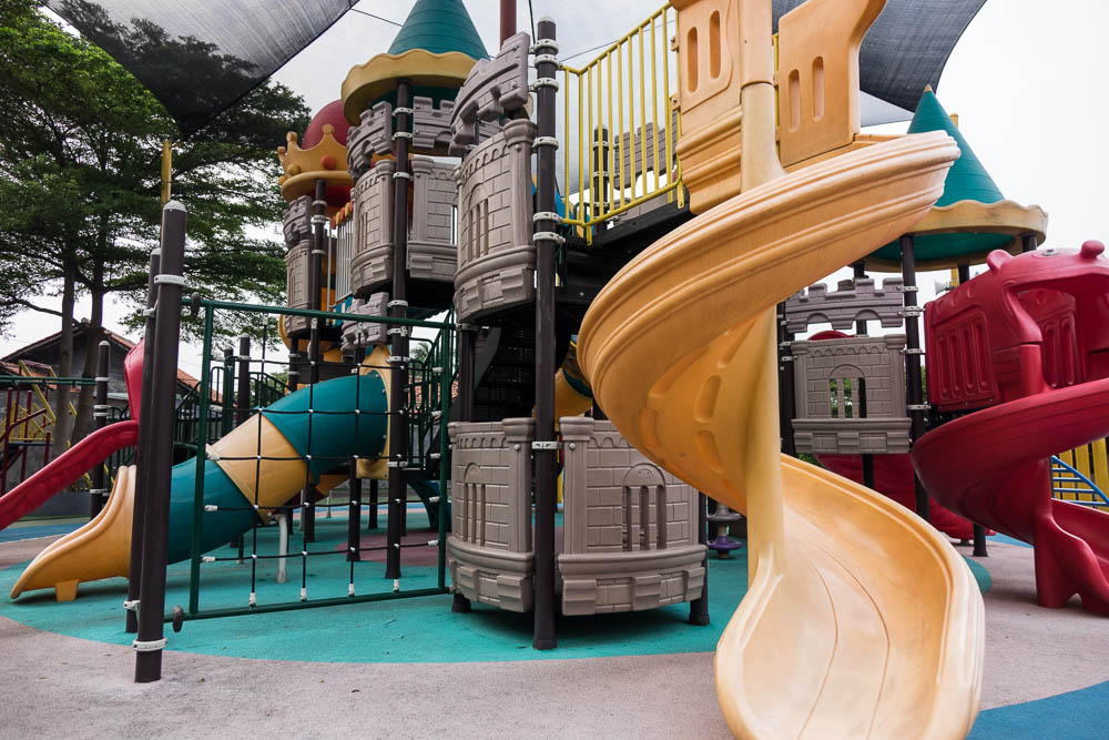 Slides at Playparq Bintaro