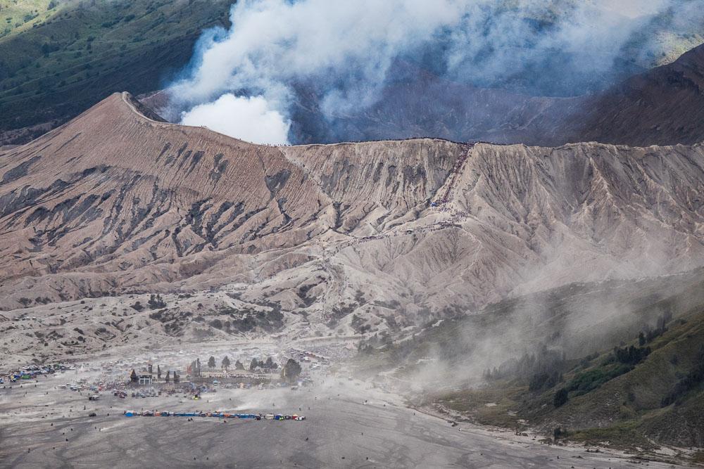 Gunung Bromo - Yadnya-Kasada