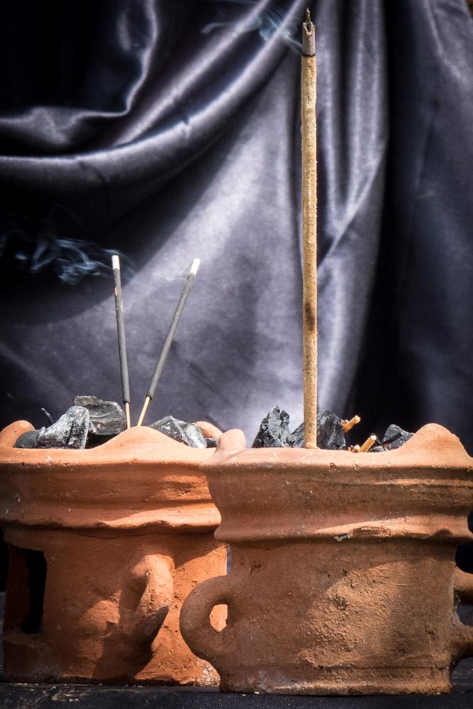 Incense - Dieng Culture Festival