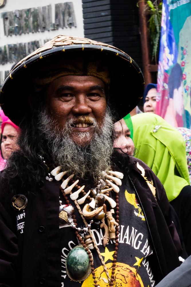 Silat leader - Tasikmalaya October Festival