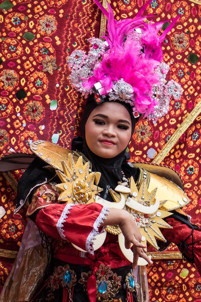 Amazing colors - Tasikmalaya October Festival