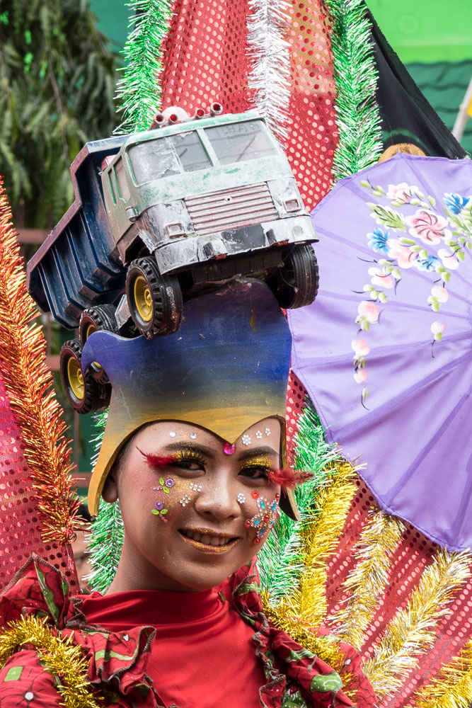 Reflecting local industry - Tasikmalaya October Festival
