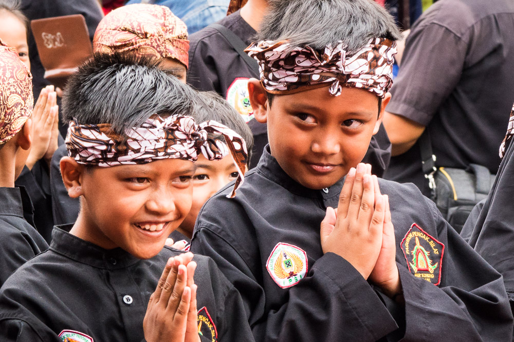 Silat kids - Tasikmalaya October Festival