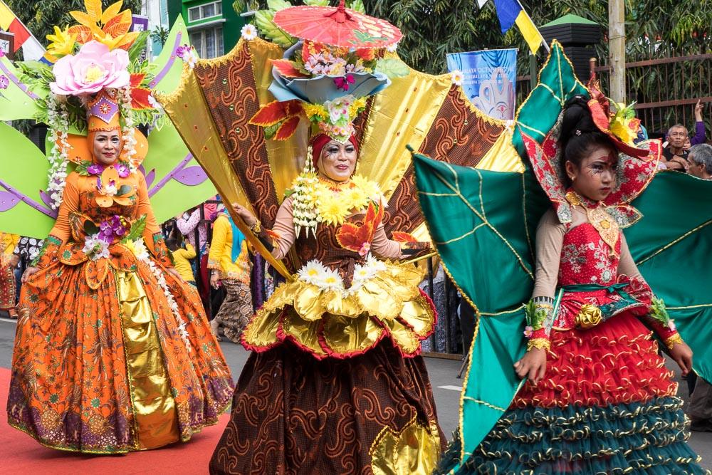 Bright colors - Tasikmalaya October Festival