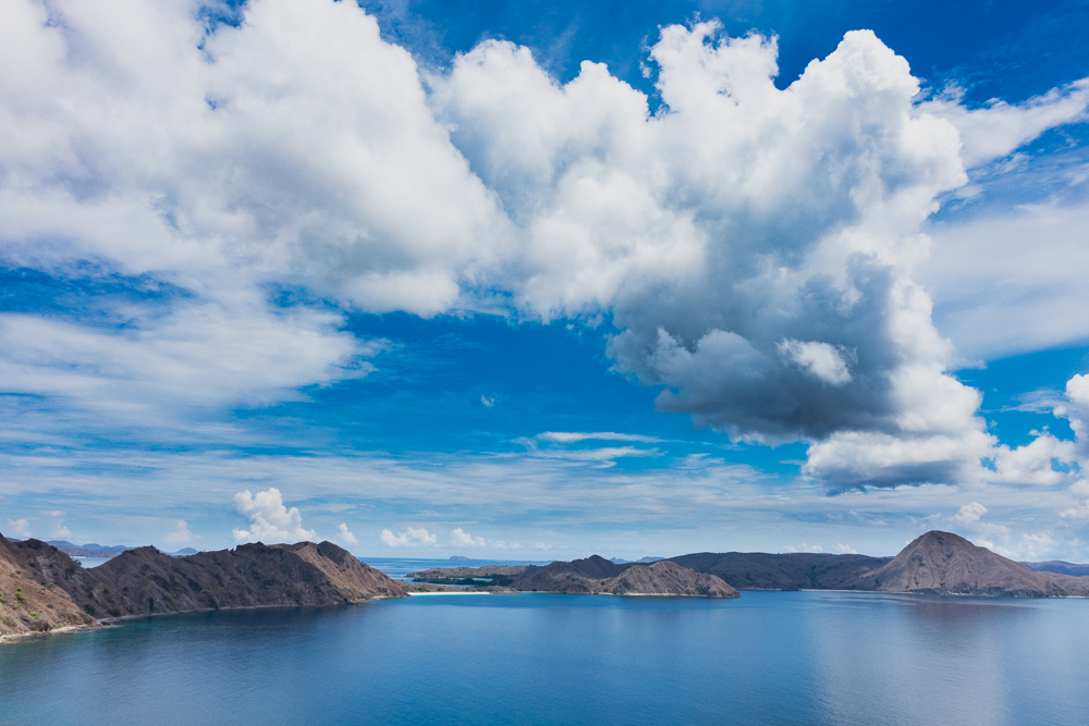 Looking out to see - Komodo Island Adventure