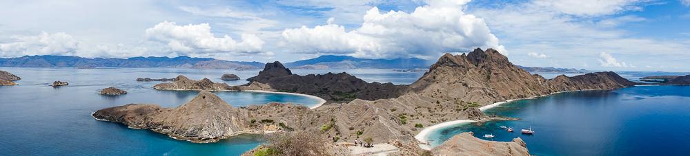 Padar Panorama - Komodo Island Adventure